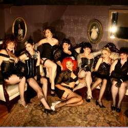 The New Burlesque Dancers