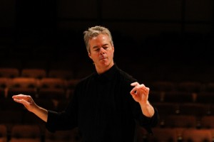 Violinist Frank Almond will join three other musicians in this week's Frankly Music concert honoring Benjamin Britten.