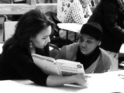 Vanessa tutoring.