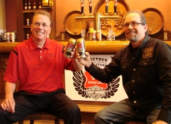 Photo Gallery: Miller & Harley Brew Up Partnership