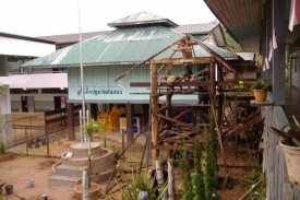 Anuban Elementary School in Thailand.