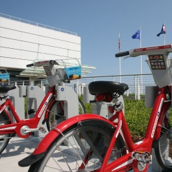 Photo Gallery: Milwaukee's First Bike-sharing Station