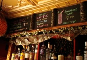 Drink specials. Photo by Nastassia Putz.