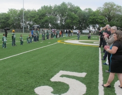 Packers Field Kicks Off at Mitchell Park