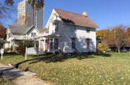 Beulah Brinton House, 2590 S. Superior St. Photo by Dave Reid.