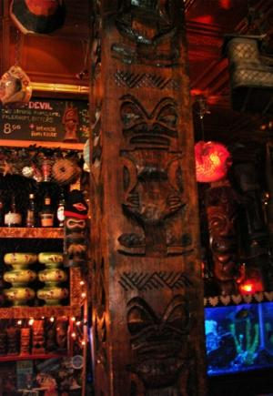 Marquesan Poles by Dave Hansen. Photo by Nastassia Putz.