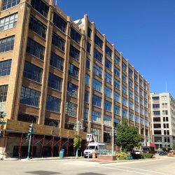 Phoenix Building, 219-233 N. Milwaukee St. Photo by Mariiana Tzotcheva