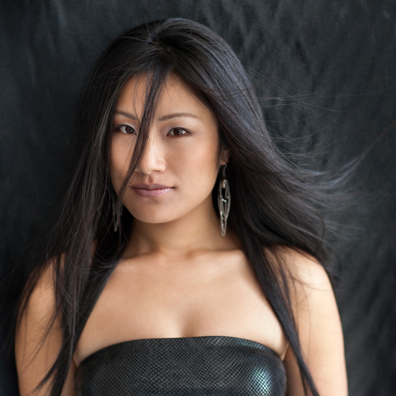 Pianist Xiayin Wang. Photo courtesy of the artist's website.