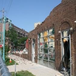 Friday Photos: The Demolition at MIAD