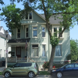 The Weirick's home