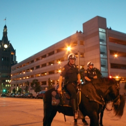 Plenty of Horne: Our Mounted Patrol