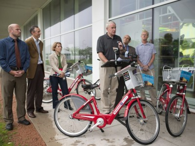 Eyes on Milwaukee: Bike Share Launching in 2014
