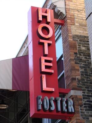 Hotel Foster