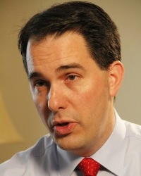 Millions in Out-of-State Donations for Walker