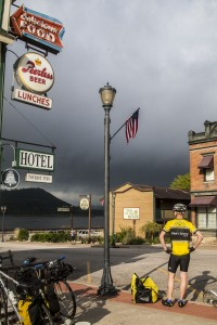 A great place to stay on any bike trip, car trip or trip to hear live music, The Historic Trempeleau Hotel.