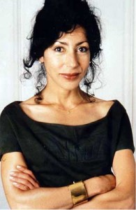 """Yasmina Reza, author of """"Art,"""" currently playing at The Milwaukee Chamber Theater"""