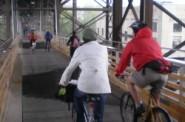 Biking the Marsupial