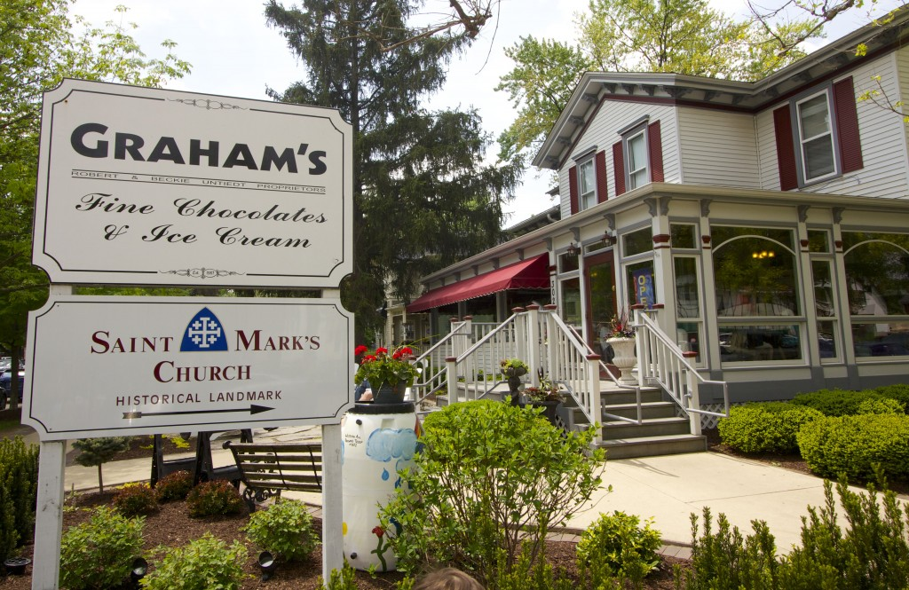 Graham's Chocolates & Ice Creams