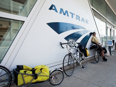Bike Czar: Amtrak Now Allows Bikes For $5