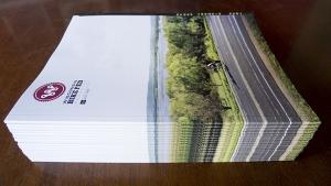 July Bike Fed Magazine.