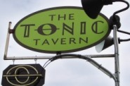 The Tonic Tavern sign-250-218