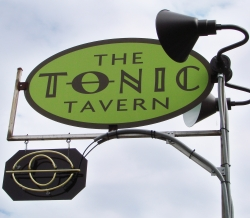 Taverns: The Tonic's Musical Ambience