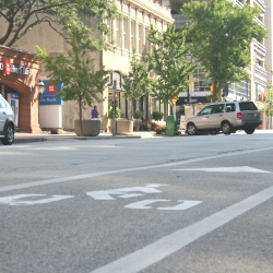 Eyes on Milwaukee: 27 Miles of Bike Lanes