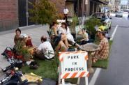 Park(ing) Day (streetsblog)