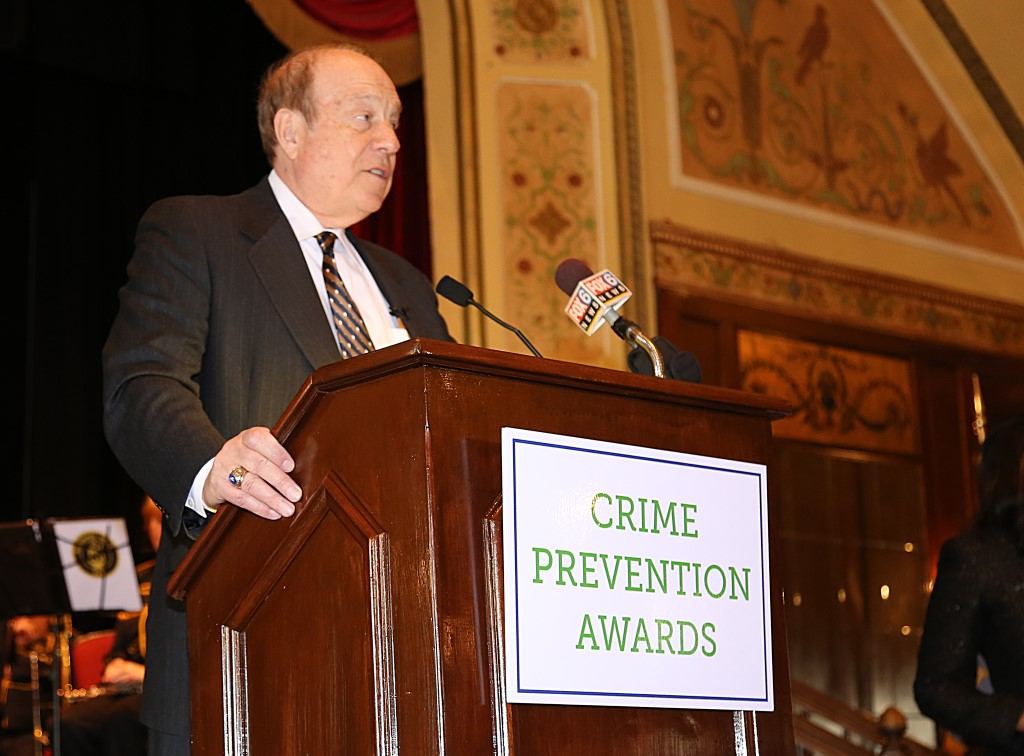 Attorney Michael Hupy Recognized for Crime Prevention Efforts