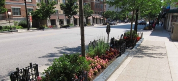 W. Wisconsin Ave. Photo from Creational Trails website.