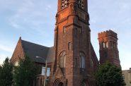 St. Paul's Episcopal Church, 914 E. Knapp St. Photo by Dave Reid.