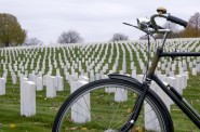 Originally known only as Soldiers Home Cemetery, more than 38,000 veterans are interned at Wood National Cemetery. It wasn't until 1937 the name was changed to honor Gen. George Wood, a longtime member of the Soldiers' Home's Board of Managers. It became a national cemetery in 1973.
