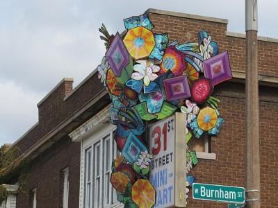 Can Art Transform a Neighborhood?