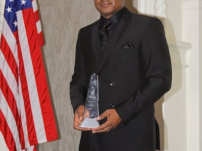 Leader at MPS' Pulaski High wins national 'Principal of the Year' honors from NABSE