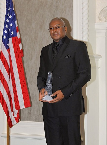 Dr. Darrell Wlliams, leader at MPS' Pulaski High, is the NABSE Principal of the Year