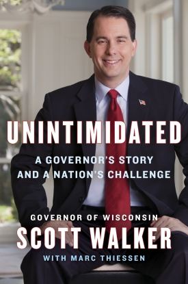 """Unintimidated: A Governor's Story and a Nation's Challenge."""