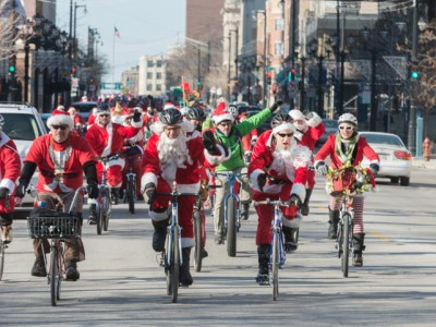 Bike Czar: The History and Future of Santa Rampage
