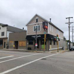 Cafe India, 2201-2203 S. Kinnickinnic Ave. Photo by Jeramey Jannene.