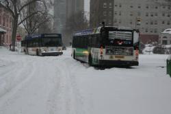 Stuck Buses