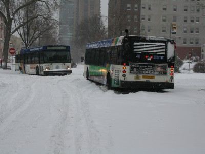 Murphy's Law: County Officials Delay Solving Bus System's Woes