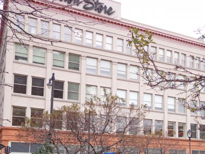 Murphy's Law: Can City Save Boston Store?