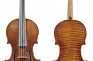 Lipinski Stradivarius. From Frank Almond Facebook page.