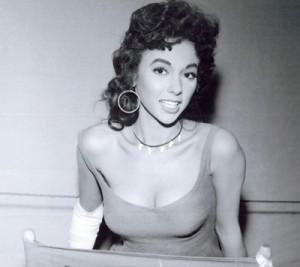 Rita Moreno during the spitfire years.