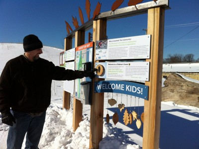 New Arboretum Offers Year-Round Learning for City Kids