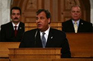 Gov . Chris Christie. Photo from the State of New Jersey.