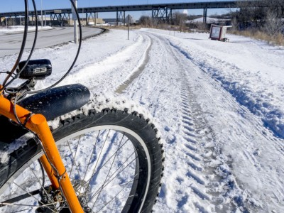 Bike Czar: City Agrees to Plow Hank Aaron Trail