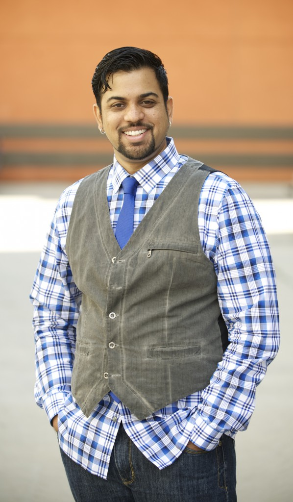 Viswa Subbaraman. Photo courtesy of the Skylight Music Theatre.