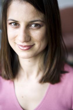 Megan McGee. Photo courtesy of Ex Fabula.