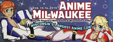Anime Milwaukee convenes Feb 14-16