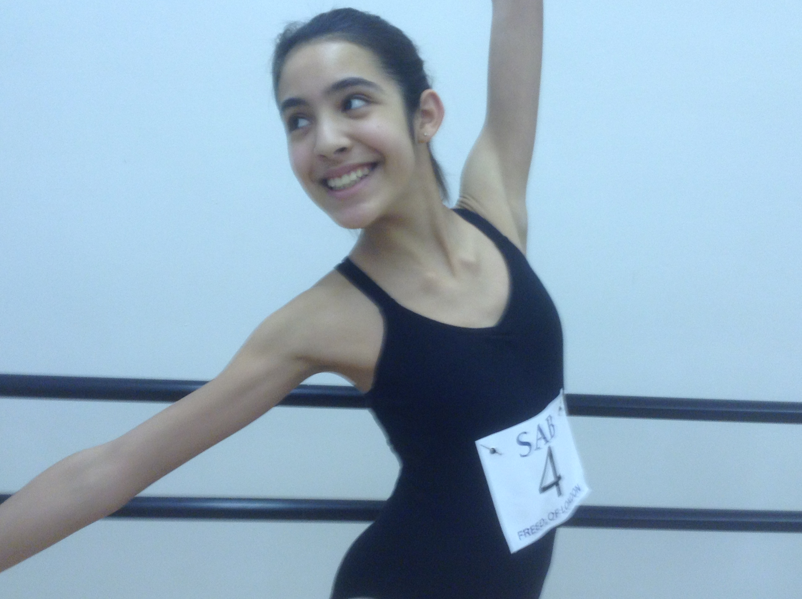 Milwaukee's Academy of Classical Ballet Student Accepted into Joffrey Ballet Program